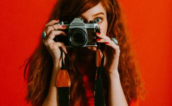 Tjäna på bilder
